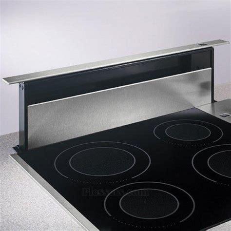 downdraft ventilation cooktop frigidaire pl36dd50ec frigidaire 36 quot professional