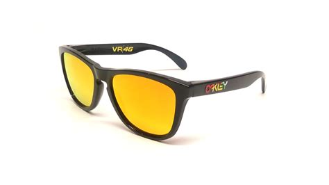Sunglass Oakley Frogskin Vr46 by Oakley Holbrook Valentino Signature Series Vr46