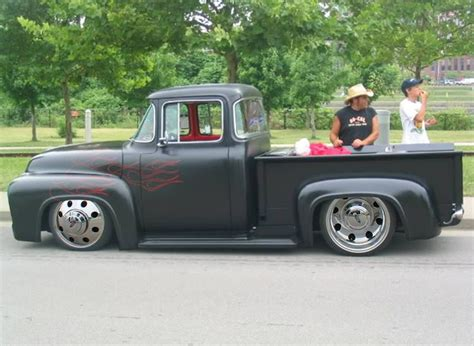 Wheels Custom 56 Ford Truck Hijau 1956 f100 why does something so to be messed up don t this is not