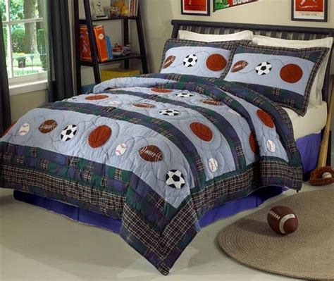 Size Sports Bedding by Size Sports Bedding Set Sports Bedding