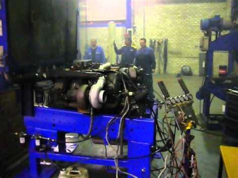 Strongest V8 Engine by World Strongest Scania V8 Engine 2100hp Test Run
