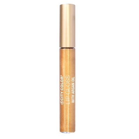 City Color Lipgloss With Argan Prom city color lip gloss with argan trailblazer beautyjoint