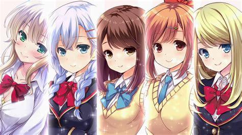 5 Anime Friends by Gamer Freakz Friends Friend Beta Review