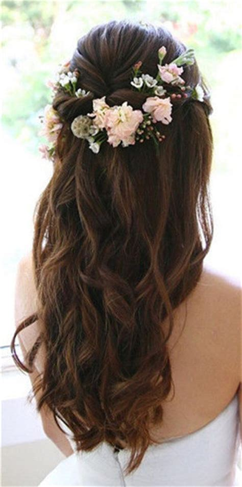 20 amazing half up half wedding hairstyle ideas page 2 of 2 oh best day