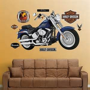 Harley Davidson Wall Stickers Pics Photos Harley Davidson Eagle Logo Fathead Wall