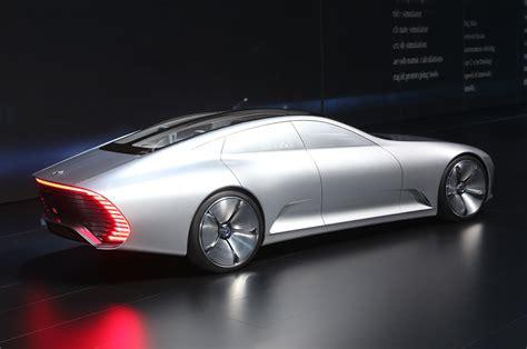 future mercedes mercedes benz concept iaa is a study in aerodynamics