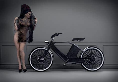 Elektro Motorrad Retro by Cykno Neues Au 223 Ergew 246 Hnliches E Bike Im Angesagten