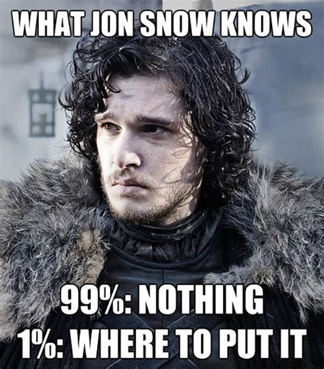 Got Memes - the best memes from game of thrones so far 30 photos