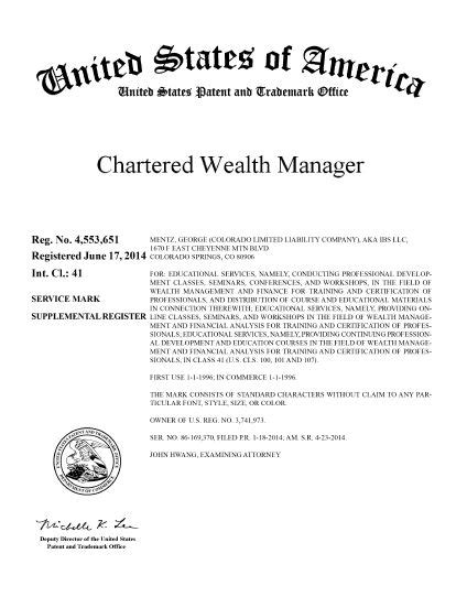 chartered wealth manager 174 the gafm global academy of finance and management 174 certified