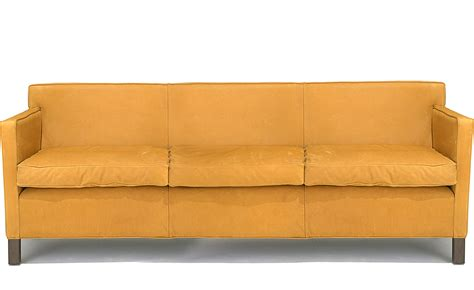 mies van der rohe couch krefeld sofa hivemodern com