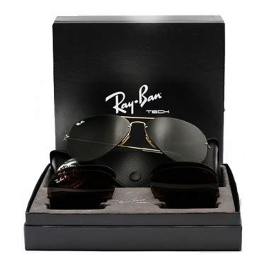 ray ban flip  rb  aviator gold large metal replica