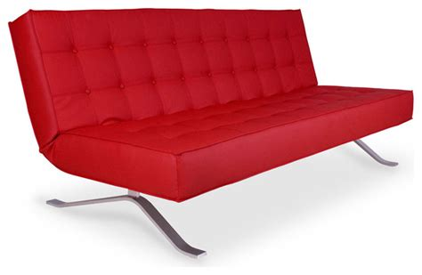 Modern Sofa Bed Sleeper by Wave Two Sleeper Sofa Modern Futons Other Metro