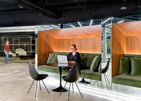 O Office Space by Modern Office Design Concept By Studio O A Interiorzine