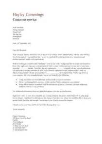 Customer Service Consultant Cover Letter by Best Customer Service Cover Letter Stonewall Services