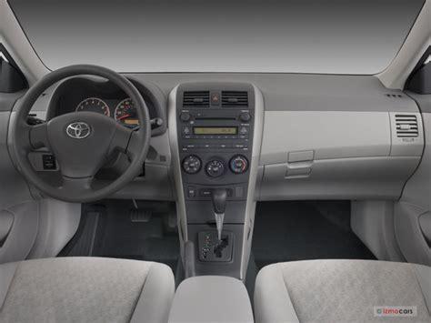 2009 Toyota Corolla Interior by 2009 Toyota Corolla Pictures Dashboard U S News