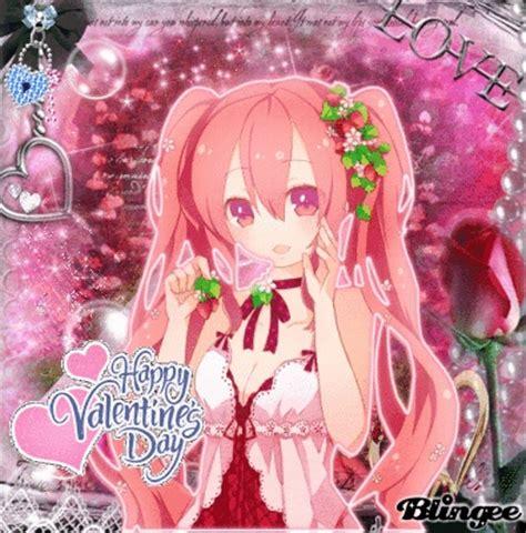 Anime Girl Day Hatsune Miku Valentines Day Anime Manga Video Games