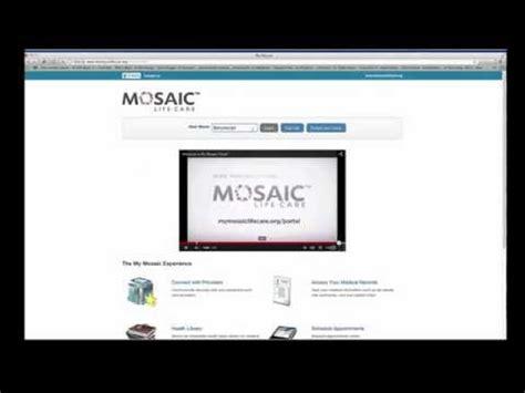 mosaic portal apps  google play