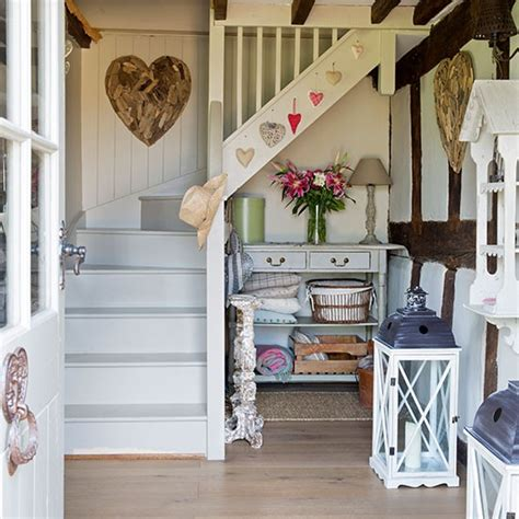 chic hallway decorating ideas colours 6134 downlines co loversiq country hallway with painted stairs hallway decorating