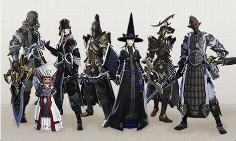 Fina Set higher res pic of the void ark sets ffxiv