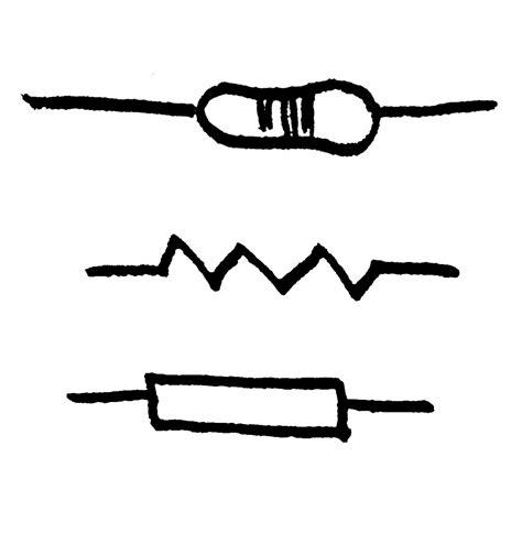 Rheostat Symbol