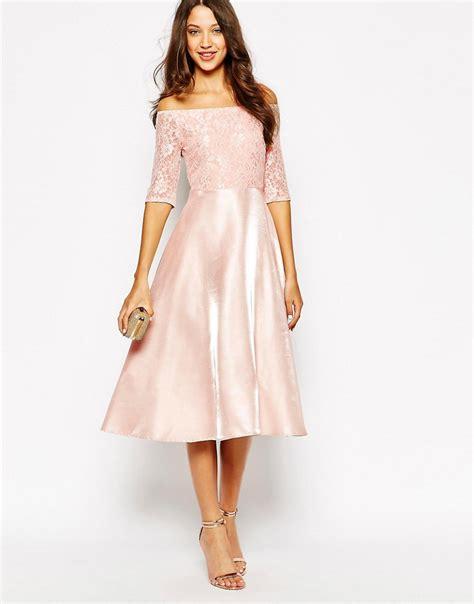 Dress Midi Satin true decadence true decadence satin midi prom