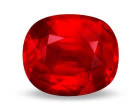 what color is ruby from peacock to pigeon s blood lotus gemology color types