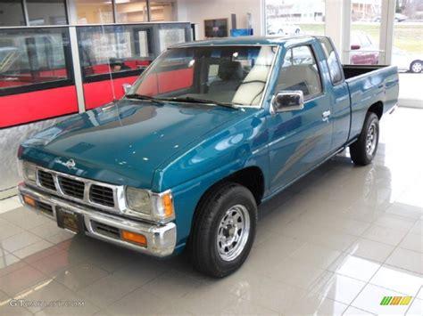 1995 nissan truck 1995 vivid teal pearl metallic nissan hardbody truck xe