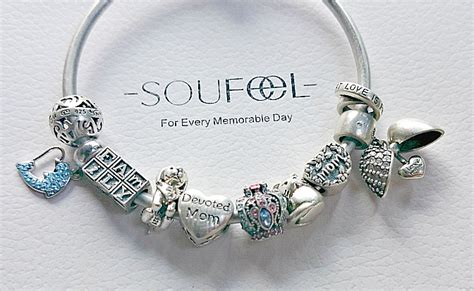 soufeel charm bracelets the gift that keeps on giving
