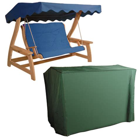 swing seat hammock cover 3 seat breathable polyester