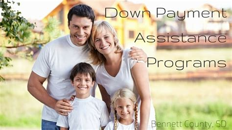 South Dakota Time Home Buyer Grants by Payment Assistance Programs County Sd