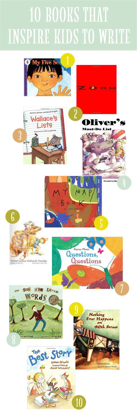 writing a children s picture book 10 books that inspire to write writing paper