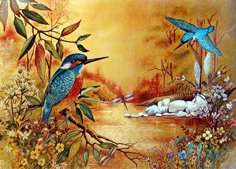 Items Similar To Art Print - hummingbirds dufex foil print 152594 and 33 similar items