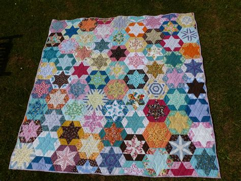 Piecing Quilts by Quilt Story Amazing Paper Pieced Quilt From Selfsewn