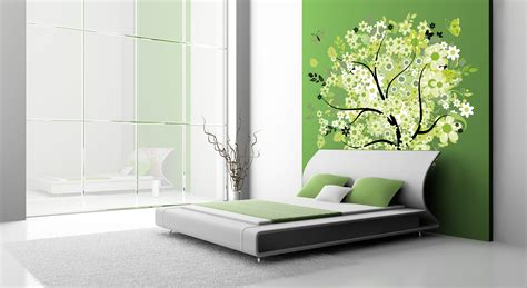 bedroom with beechwood floors dark green walls olpos design bedroom with green walls simple best 25 green bedroom