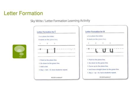 fundations letter formation ppt fundations powerpoint presentation id 1959246