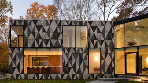 Cladded contemporary wallpaper wall amp dec 242