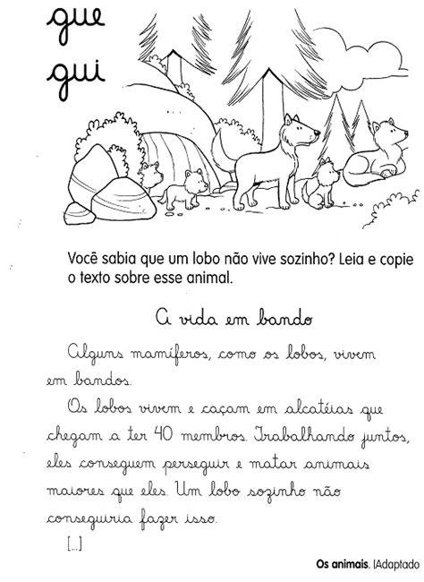 TEXTOS PARA DITADO - ORTOGRAFIA - Atividades Pedagógicas