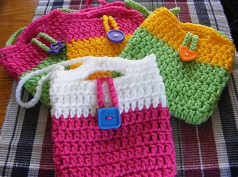 crochet work bag pattern 17 best images about crochet little girl bags on pinterest