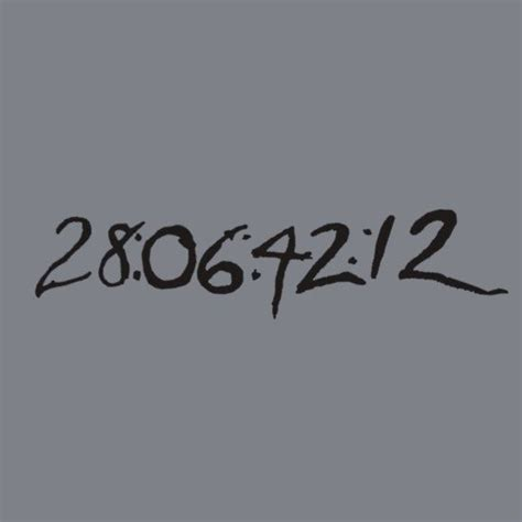 donnie darko numbers tattoo meaning 1000 donnie darko quotes on pinterest donnie darko