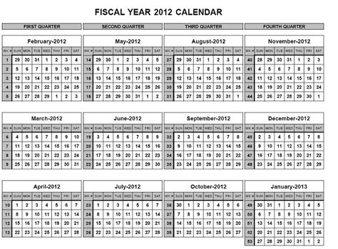 fiscal year calendar template template fiscal year calendar 2016 calendar template 2016