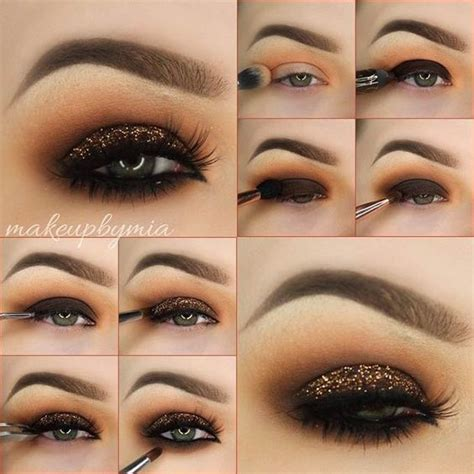eyeshadow tutorial dark photos new smokey eye makeup ideas