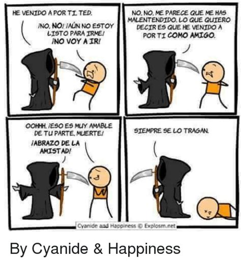 Cyanide And Happiness Memes - 25 best memes about cyanide happy cyanide happy memes