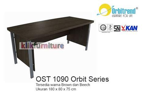 Meja Kantor Panjang harga meja panjang ost 1090 orbitrend agen termurah
