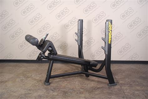 life fitness decline bench life fitness signature series benches and racks used gym