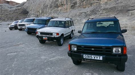 range rover hunter evolution of the land rover discovery autotrader ca