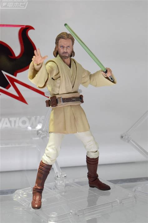 Bandai Shfiguarts Obi Wan new photo of wars attack of the clones sh figuarts obi wan kenobi the toyark news