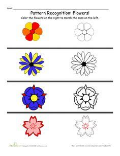 flower pattern math the four seasons seasons four seasons and first grade