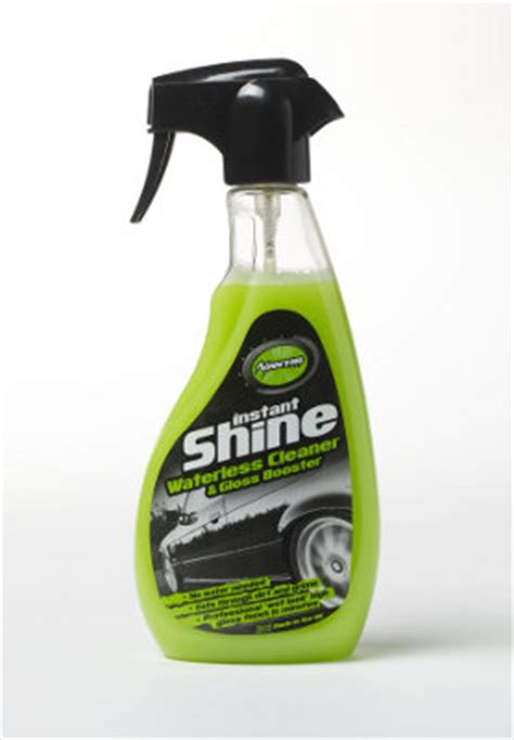 Product Review: Mantis Instant Shine Waterless Car Cleaner