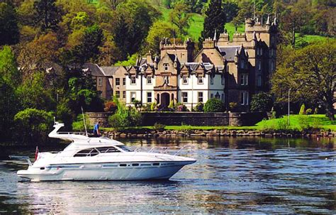 the boat house loch lomond loch lomond cruises cameron house