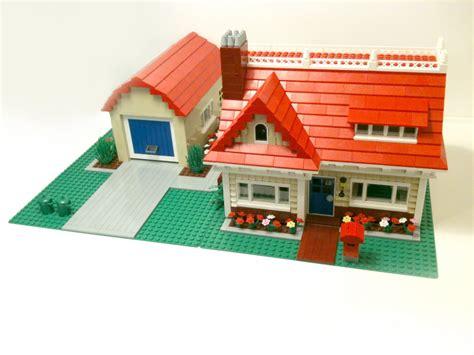 how to build custom home custom build lego cozy bungalow cc youtube
